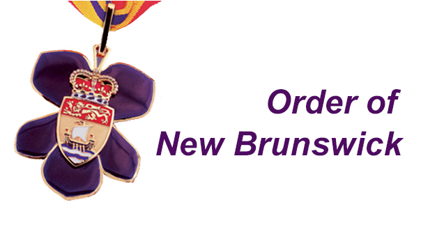 Order of New Brunswick Recipient