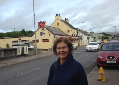Ann Deane near Derry, Ireland