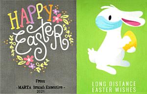MARTA Easter Bunny