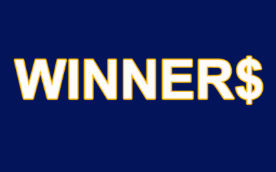 Enrollment Draw Winners For May