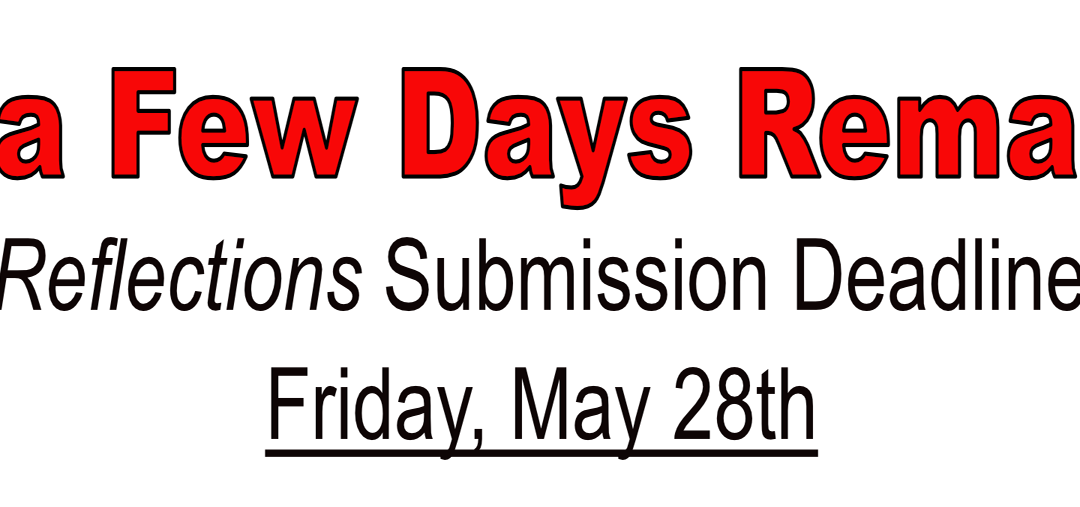 Submissions Deadline